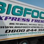 8 ton truck branding